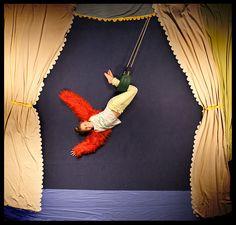 photo sur le thème du cirque