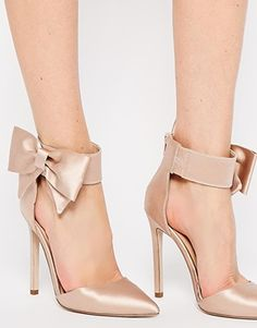 ASOS PICTURE-PERFECT Pointed High Heels