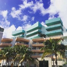 South Beach, Multi Story Building, Florida, The Florida