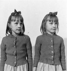 Charles Steinheimer, Twins At Soquel School, 1947