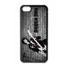 Green day Billie Joe Armstrong with guitar apple iphone 5c case cover 16.50 #etsy #Accessories #Case #CellPhone #iPhone5case #hardcase #plasticcase #hardcover #greenday #punkrock #poppunk #alternativerock #billiejoearmstrong #mikedirnt #trecool #jasonwhite #johnkiffmeyer #americanidiot #Thesimpson