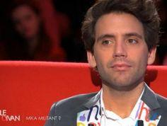 Mika (chanteur) évoque son homosexualité dans l'émission Le divan animé par Marc-Olivier Fogiel