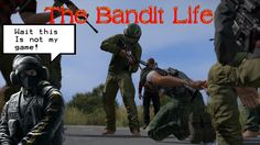 "Battles of the bandits- DayZ Standalone 4k Gaming ""Life as a Gentalmen B..."