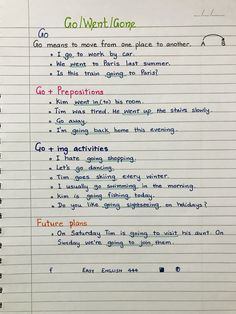 English Grammar For Kids, English Spelling, Teaching English Grammar, English Grammar Worksheets, English Verbs, English Writing Skills, English Phrases, Learn English Words, English Language Learning