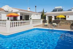 Las Minas  Las Minas is a villa featuring free WiFi and a terrace situated in Nerja, 6 km from Burriana Beach. The air-conditioned unit is 7 km from Punta Lara. Free private parking is available on site.