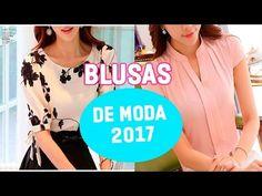 PATRONES DE BLUSAS SENCILLAS - YouTube