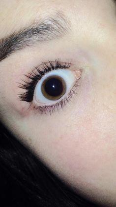 100% my favourite photo of my eye on MDMA