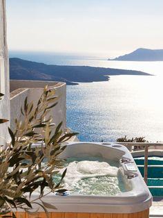 Santorini, Greece gorgeous villa