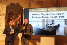 """H&D Award für Toni Mörwald´s """"Hotel am Wagram"""" Das Hotel, Interiordesign, Küchen Design, Modern, Awards, Events, Inspiration, Fine Dining, One And Only"""