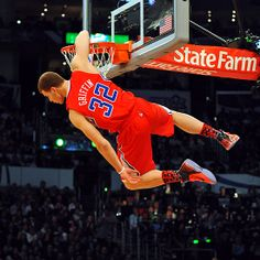Clippers' Blake Griffin won the 2011 Sprite Slam Dunk Contest