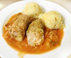 Denné menu Vranov | Plnený kapustový list, varené zemiaky - reštaurácia Hotel Patriot*** #hotel #restaurant