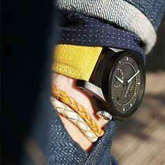 The Wasp! #schofieldwatches #watches #watchfam #schofield #dlc #pvd