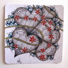 Joya tangles: Muster-Mixer # 5