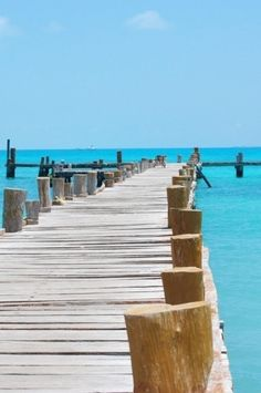 boardwalk images, image search, & inspiration to browse every day. Beautiful World, Beautiful Places, Beautiful Ocean, Dock Of The Bay, I Love The Beach, Am Meer, Dream Vacations, Places To See, Surfing