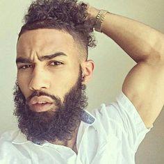 100 Hairstyles + Haircuts For Black Men + Black Men Haircuts 2019 - The Hair Stylish Natural Hair Men, Natural Man, Curly Hair Men, Natural Hair Styles, Short Hair, Black Men Haircuts, Black Men Hairstyles, Cool Hairstyles, Hairstyles Haircuts