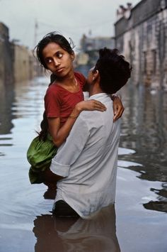 Floods in India. Follow us on Twitter @: https://twitter.com/everydaychild