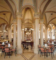 Cafe Central - Viyana