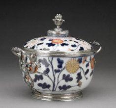 Imari, porcelain