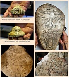 MAYAN ARTIFACTS REVEALED! Our History is different than we have been taught! These objects were found in Ojuelos de Jalisco, Mexico. The Mexican government had agreed to disclose to the public several archaeological objects that have remained hidden for decades. Join: https://www.tsu.co/TheLightworkers