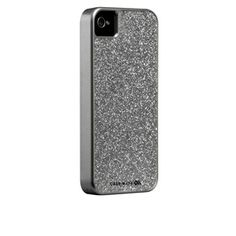 I want the #CaseMate Glam Case  for iPhone 4 / 4S  in Silver from Case-Mate.com