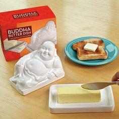 »Buddha« Buddha-Butter! Dass da noch niemand vorher drauf gekommen ist!