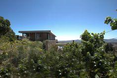 Hillside house on Stellenbosch