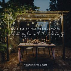 Do Bible things in Bible ways Yom Teruah, Yom Kippur, Jews For Jesus, Shabbat Shalom Images, Feasts Of The Lord, Feast Of Tabernacles, Messianic Judaism, Jewish Festivals, High Holidays