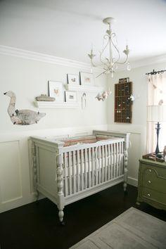 Beautiful crib
