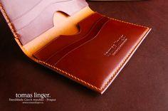 peněženka kůže handmade czech republice 75a38a1d8f