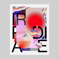 Artwork by Atelier Irradié - @atelier.irradie by visualgraphc