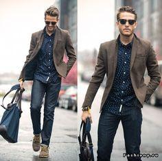 Men's looks