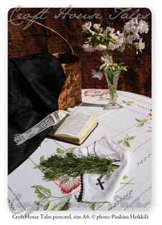Four Seasons, Countryside, Postcards, How Are You Feeling, Pure Products, Table Decorations, Prints, House, Home