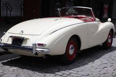 1953 Sunbeam Alpine Roadster