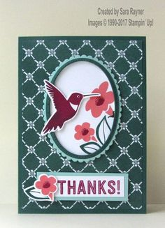 You Move Me from Stampin' Up!