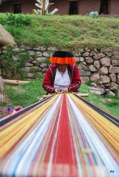 fiber arts tour Cuzco, Peru