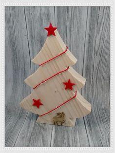 Weihnachtsdeko holz birke