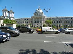 Le blog de Cata: Bucarest ou le petit Paris