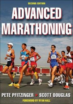 Even if you're not marathon training, this book can provide you with useful running tips on training principles that you can apply to your running training plan for all race distances. This can ultimately help you run faster, prevent injuries, and arrive at the start of your race ready to PR! Running book: Advanced Marathoning by Pete Pfitzinger and Scott Douglas