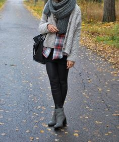 Texture mixing for fall #fall #style #accessories #ootd #fashion #styletips #outfitideas