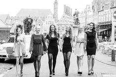 Sweet 16 verjaardagsfeest | Vriendinnen fotoshoot in Haarlem