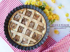 Kucina di Kiara: Crostata di melanzane