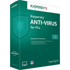 Informatica - Kaspersky – Antivirus 2014, Renovación, 3 Usuarios -  http://tienda.casuarios.com/kaspersky-antivirus-2014-renovacion-3-usuarios/