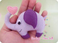 Elefante em chaveiro | Flickr - Photo Sharing!