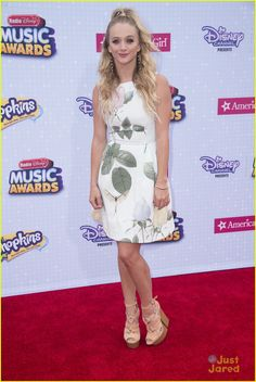 Mollee Gray at the Radio Disney Music Awards 2015