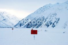 Road to the Hooker Valley, Aoraki National Park, NZ Royalty Free Stock Photo Weather In New Zealand, Kiwiana, Four Seasons, Alps, Royalty Free Stock Photos, National Parks, Cook, Lifestyle, Photography