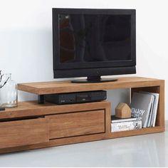 60 idees de meubles en bois massif