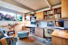 Office: Upper Lucas Valley Eichler