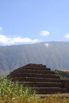 Guimar pyramids, Tenerife
