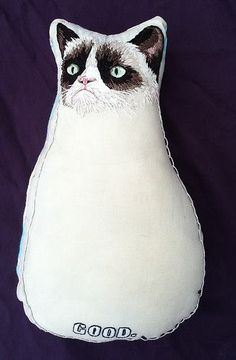 Tard Pillow! I really want this