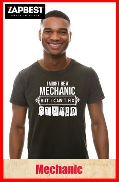 Quality Hoodies and tees..Click here http://zapbest2.myshopify.com/products/mechanic Made just for you! Printed in USA Fast Shipping! In Stock. Can Ship